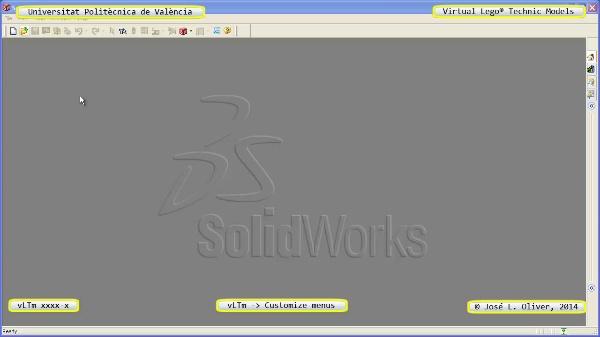 vLTm issues customize-menus no-audio