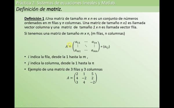 MEC MATE1-2-01a  def matriz