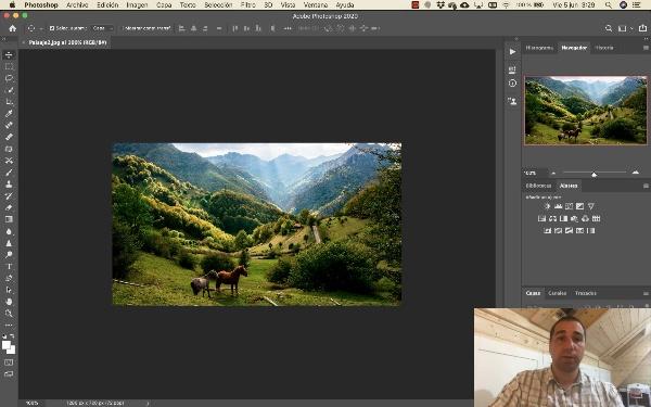 Guardar Imágenes con PhotoShop