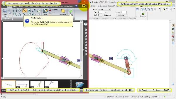 Simulación Mecanismos a-4-1553-0963-1136 con Cosmos Motion - 07 de 10