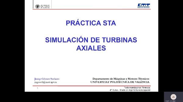 Práctica 3 - TT - STA I