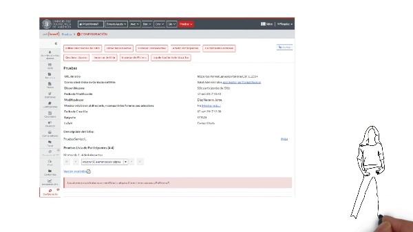 Herramientas de evaluación en PoliformaT