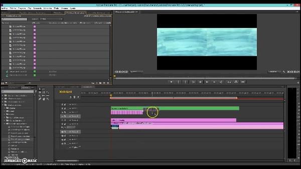 Integración de personajes animados y fondos con Adobe Premiere