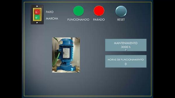 Automatización de una función para el control del tiempo de funcionamiento