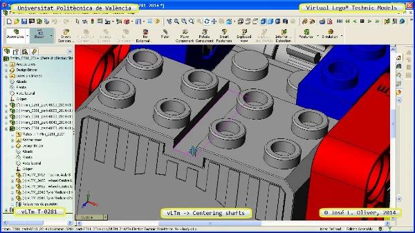 vLTm issues centering-shafts no-audio