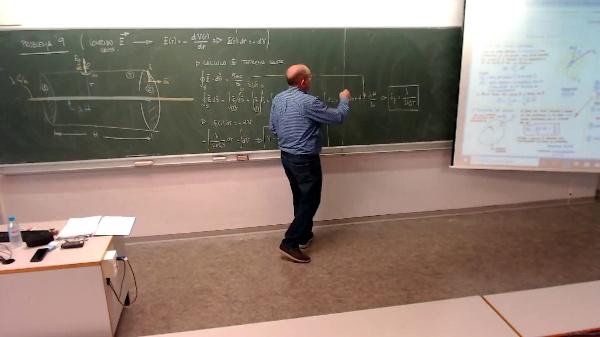 Física 1. Lección 5. Problema 9-2