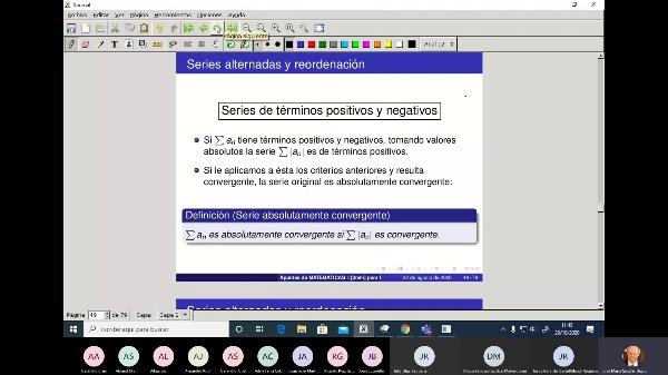 Matematicas 1 GITI grupo A Clase 09