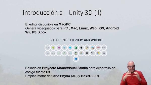 Unity 3D. Introducción y Vistas