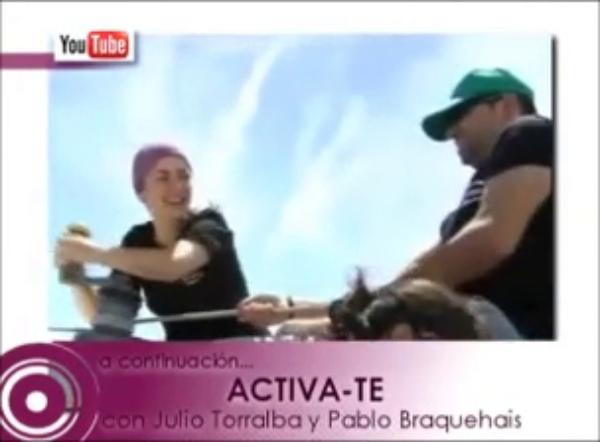 ActivaT y Pleamar presentan el próximo Outdoor Acuático