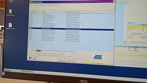 Electrónica Digital. Práctica 7. Programación y montaje PLD circuito secuencial.