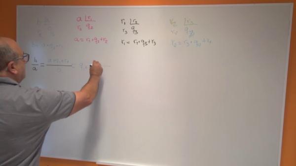 Fracciones continuas y Algoritmo de Euclides 2
