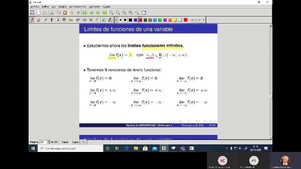 Matematicas 1  GIOI grupo V  Clase 13