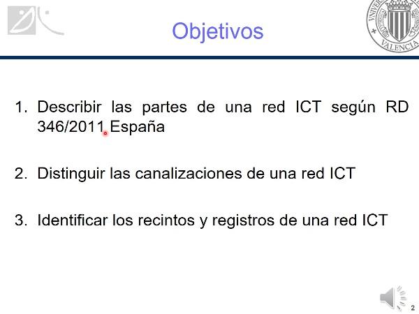 Esquema general ICT