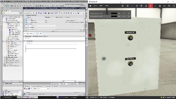 TIA Portal - Factory IO. Uso de Bloques FB