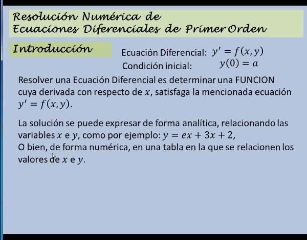 MN-EDO-03-01 Intro Met Num Ecuaciones Diferenciales