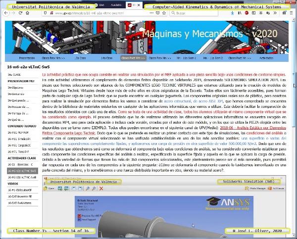 Tecnología de Máquinas ¿ 2020 ¿ TM - Clase 15 ¿ Tramo 14 de 16
