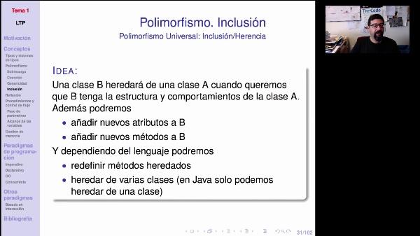 LTP - T1 - Polimorfismo de Inclusion (Parte 1)