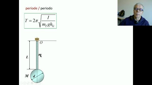 Péndol físic 2 V