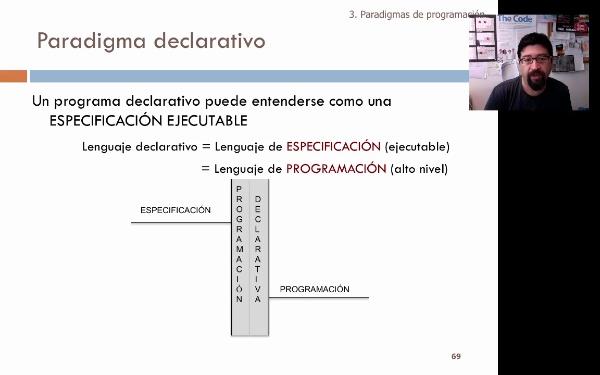 Tema 1. Programación declarativa