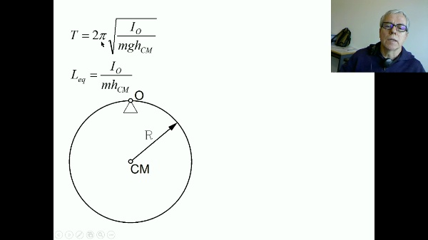 Péndol físic 1 V