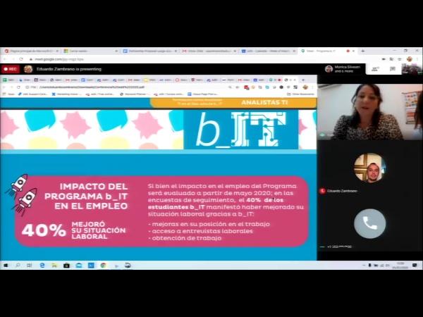 SPOC Gestión de MOOC. CUTI. El programa BIT en cifras
