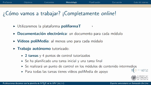 ICE - Publicaciones docentes con la plantilla de LaTeX de la UPV - 2017