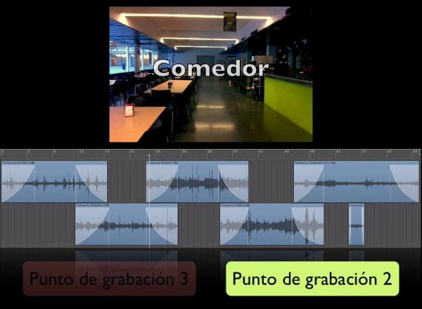 Cafetería UPV Campus Gandía (Paisaje Sonoro)