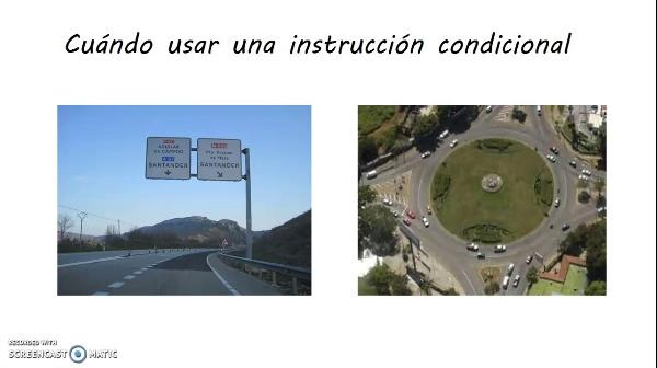 Estructuras de control en Java: Selección