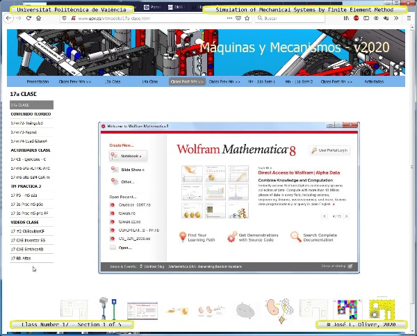 Tecnología de Máquinas ¿ 2020 ¿ TM - Clase 17 ¿ Tramo 01 de 05