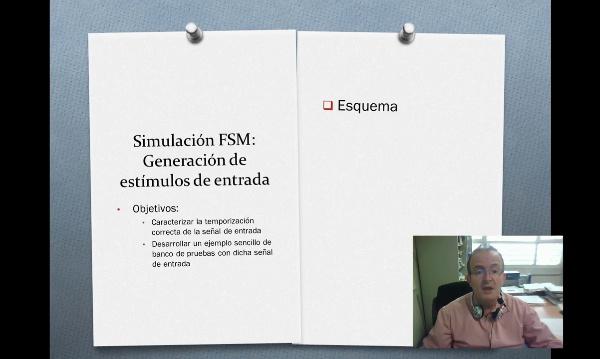 SIMULACIÓN FSM: GENERACIÓN DE ESTÍMULO BÁSICO