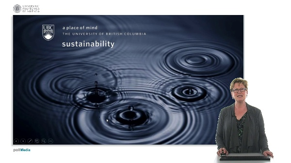 Sustainability in a University campus