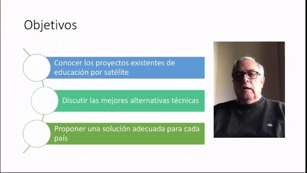 Proyectos Educativos por Satélite