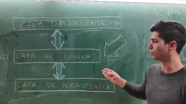 ISW competencias transversales / Capa de Lógica.