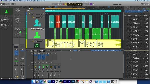 Procesamiento de voz entrevista radiofónica (screenflow)