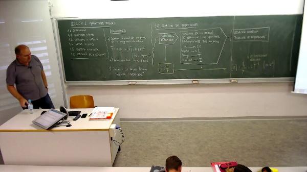 Física 1. Lección 1. Problema 6
