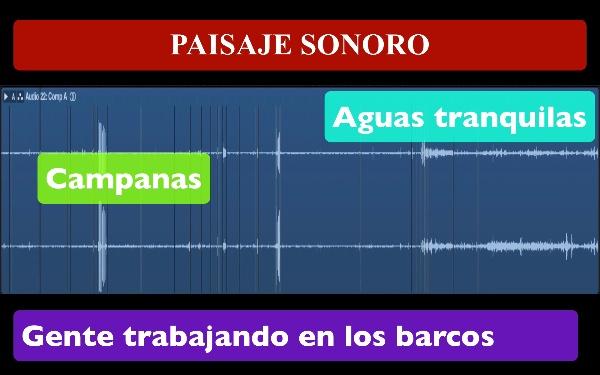 Screenflow del paisaje sonoro