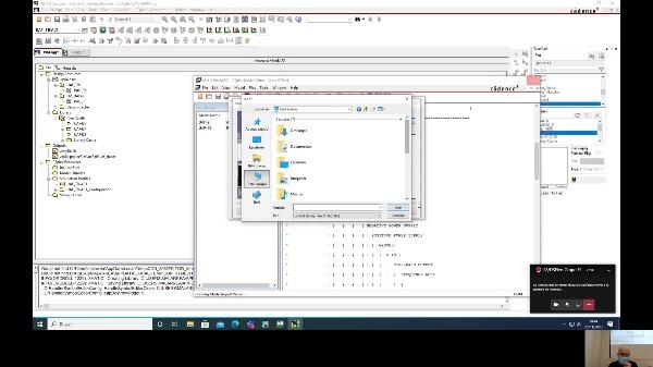 Sesión 8/Grupo E1 en DSELEC: De Model Editor a PCB Editor- Package Symbol.