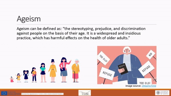 Module 1 Sequence 1 Lesson 1. Definition of ageing