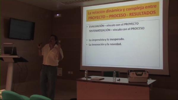 Óscar Jara - Evaluación y sistematización de experiencias: encuentros, desencuentros y desafíos - parte 2 de 4