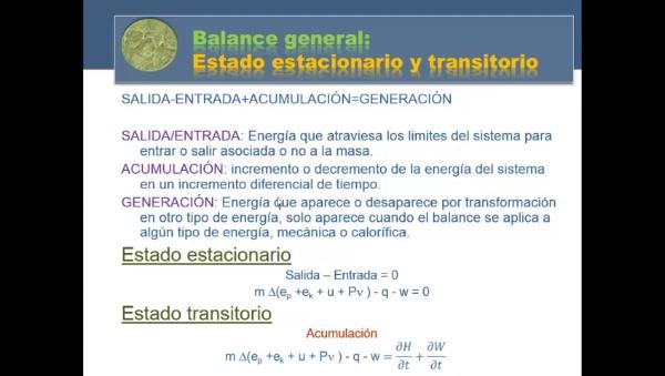 Balances de Energía 2.
