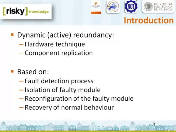 Dynamic Hardware Redundacy
