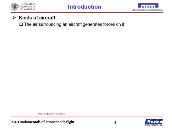 2.4. Fundamentals of aerodynamic flight_part I