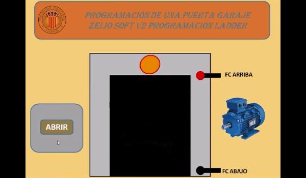Programación Puerta Garage