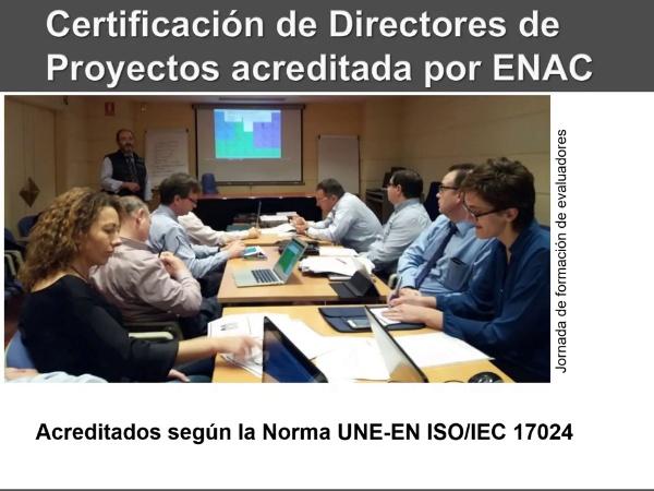 Introducción al proceso de certificación IPMA