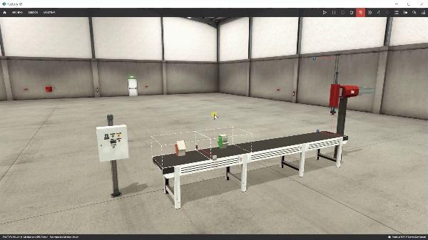 Introducción al uso de Factory I/O