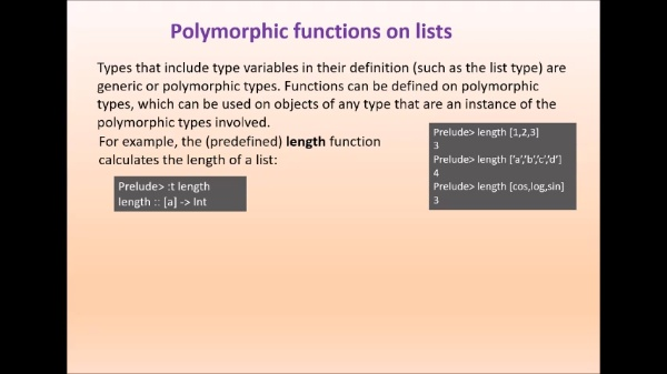 Lab session 5 (LTP): Lists and algebraic types (Part I)