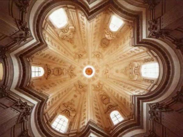 Borromini: La Sapienza de Roma