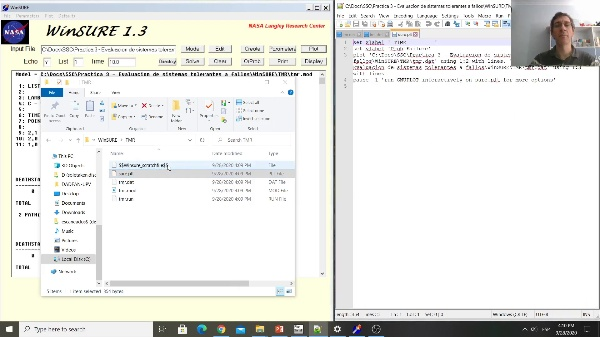 SSC - P3 - 03. Fiabilidad para TMR con WinSURE