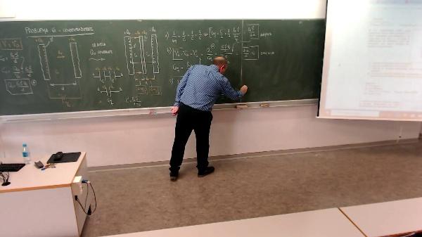 Física 1. Lección 7. Problema Condensadores 6