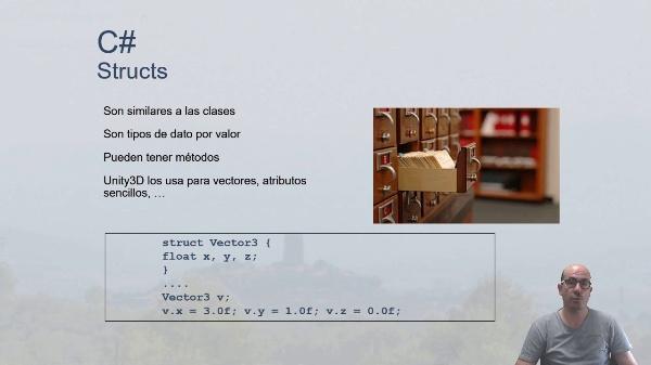 Scripting en Unity3D. C# varios